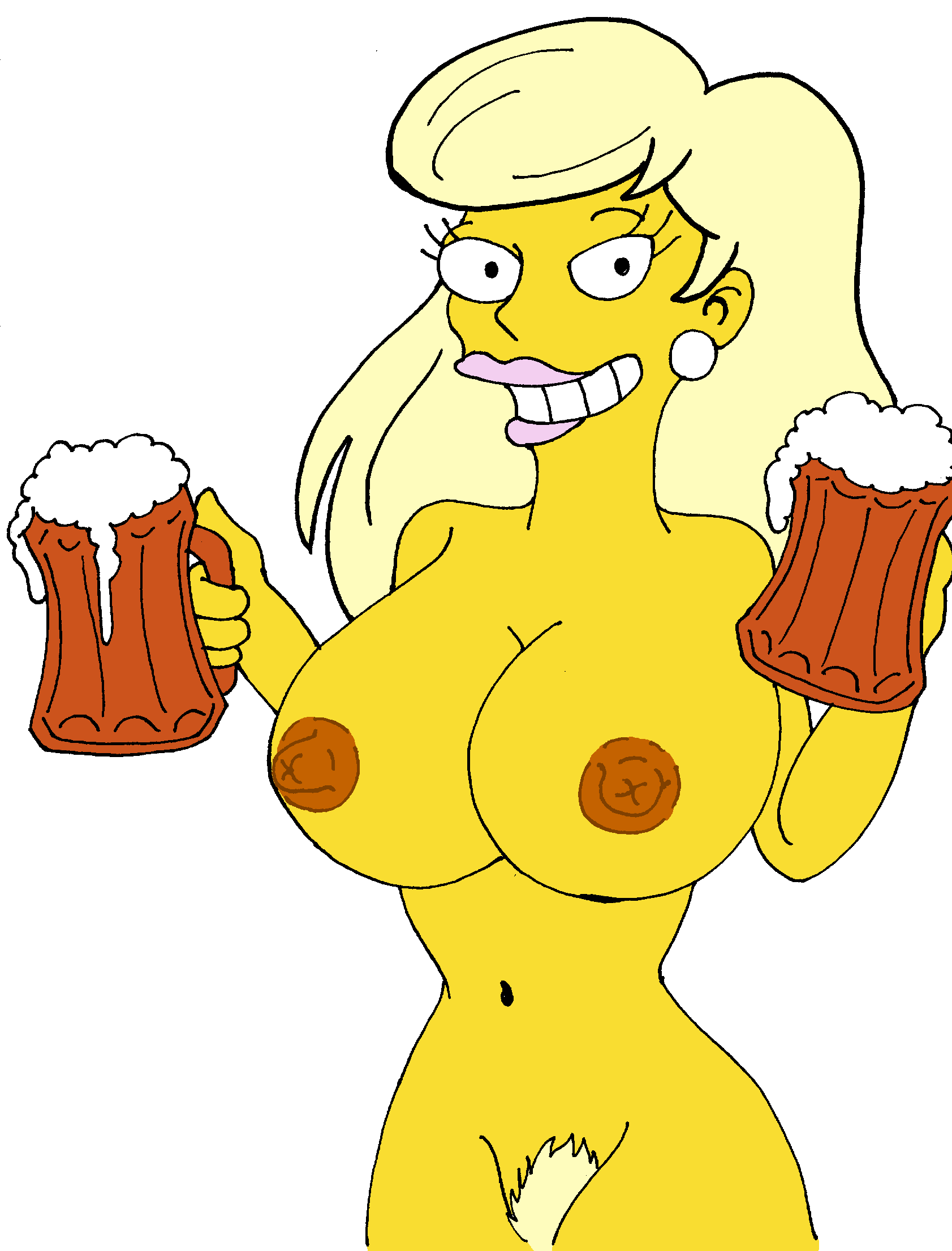 naked simpsons from marge the Jojo's bizarre adventure jolyne porn