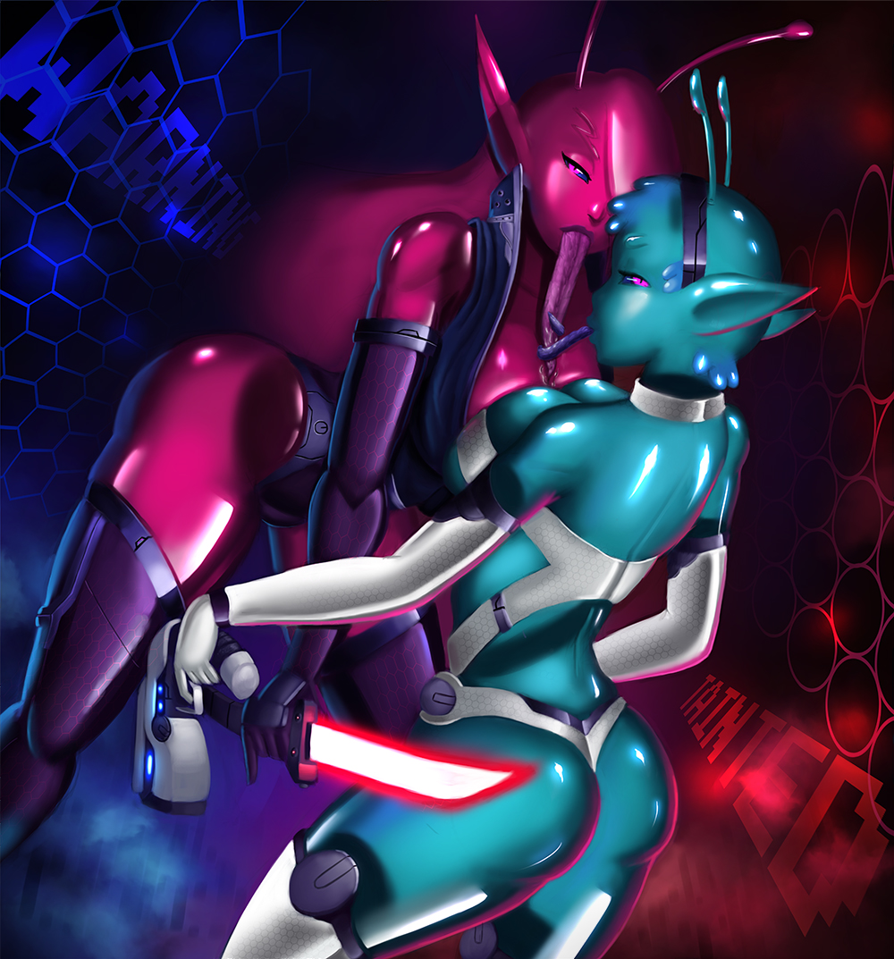trials in vanae space tainted Purple guy five nights at freddy's
