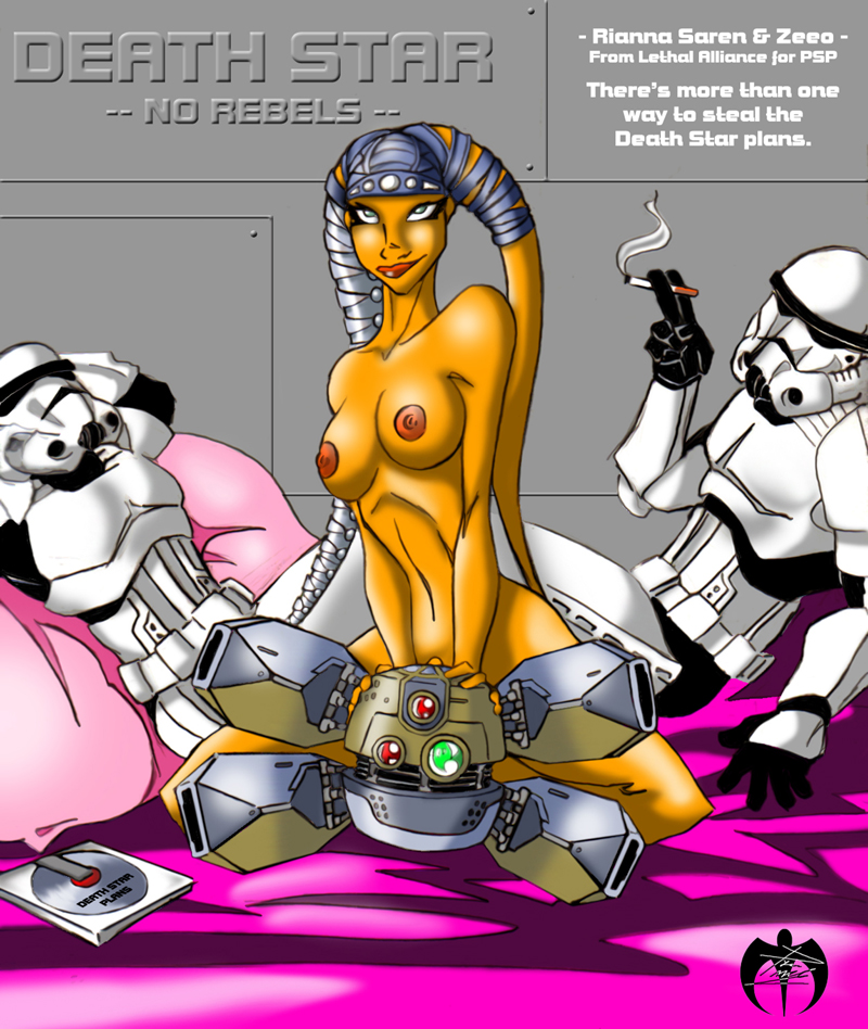 sex star wars fanfiction rebels sabine Red and blue dick figures