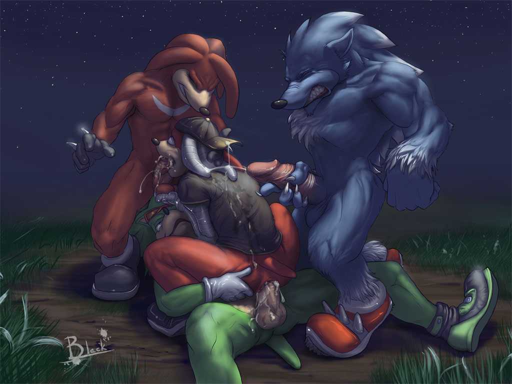 werehog sonic hedgehog sonic the the Sword in the stone porn