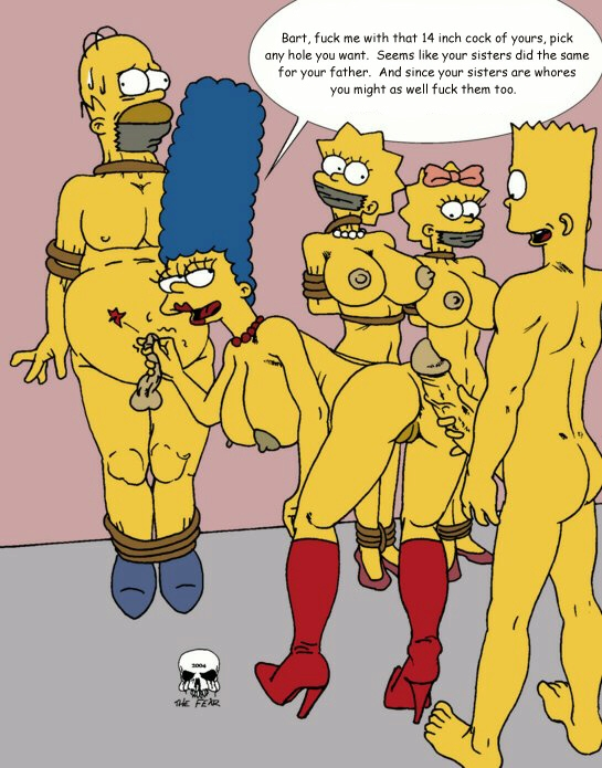 marge bart with naked simpson One punch man tatsumaki butt