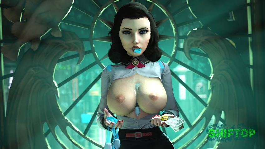elizabeth at burial bioshock sea Jessica rick and morty naked