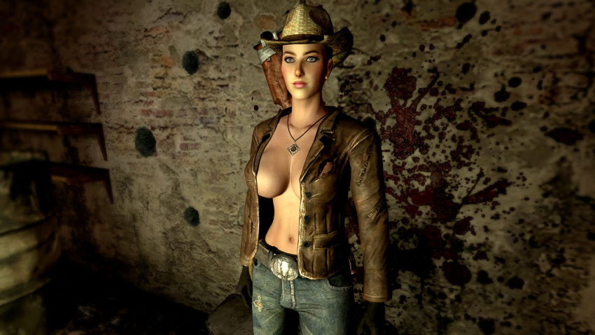 fallout new vegas dr dala At&t girl is thick