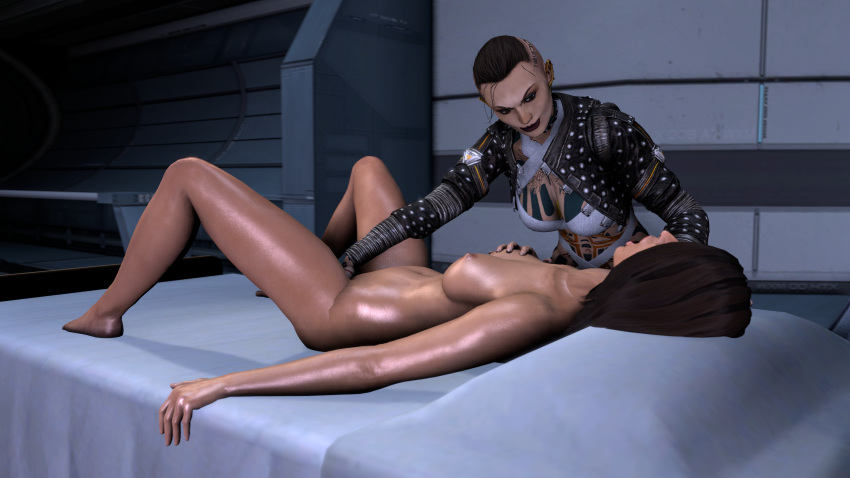 shepard and effect mass fanfiction tali lemon Nocturna crypt of the necrodancer