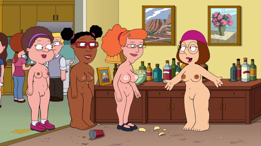dr. family hartman guy Princess peach in a swimsuit