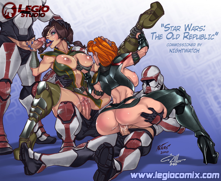the wars arcann republic old star Better late than never porn comic