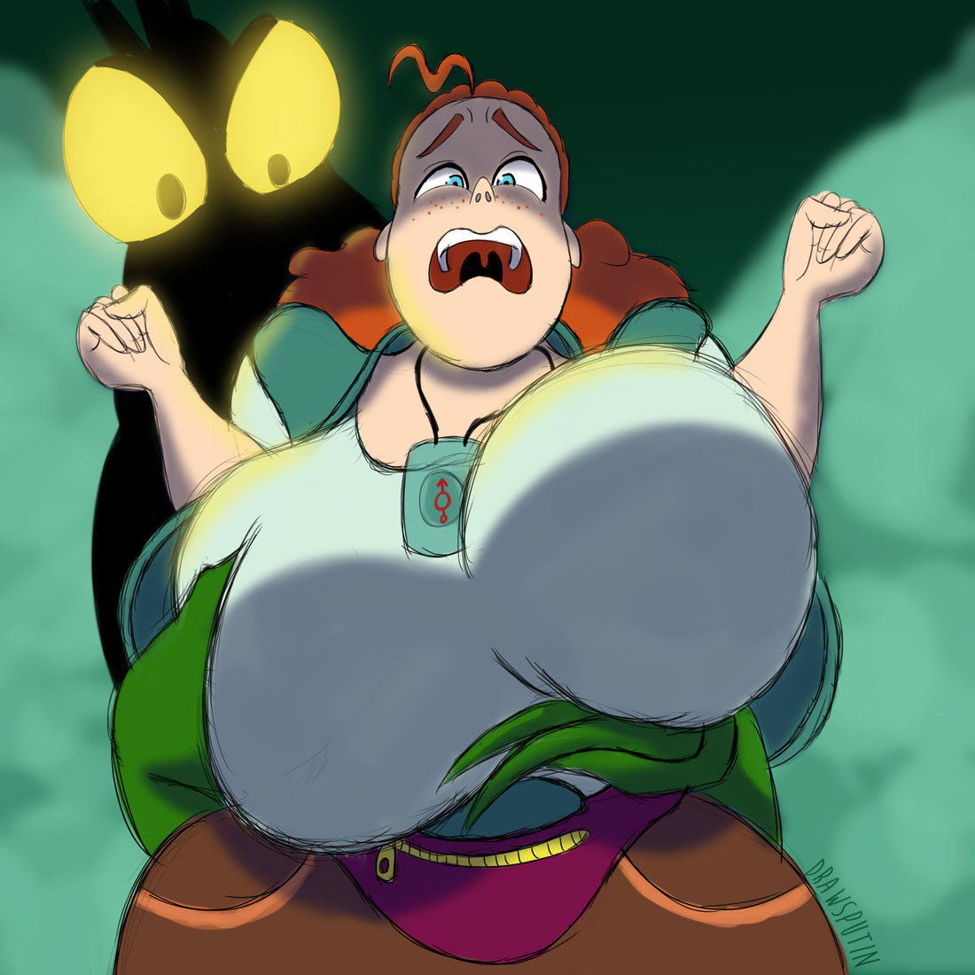 the oddparents tootie from fairly Animated family guy